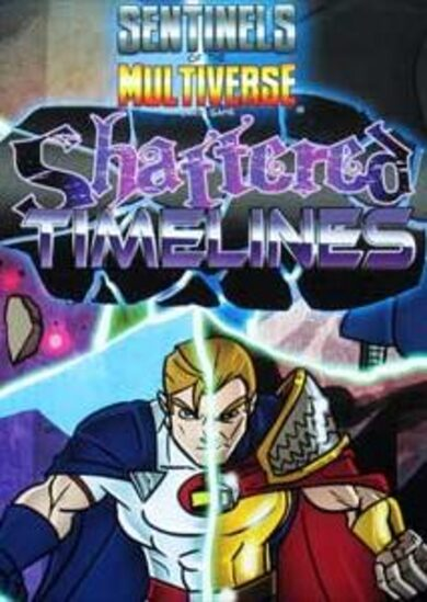 Sentinels of the Multiverse - Shattered Timelines (DLC) Steam Key GLOBAL