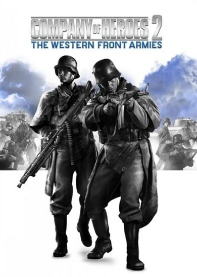 Company of Heroes 2: The Western Front Armies - Double Pack Steam Key GLOBAL