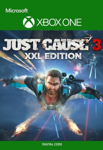 Just Cause 3 XXL Edition (Xbox One) Xbox Live Key UNITED STATES