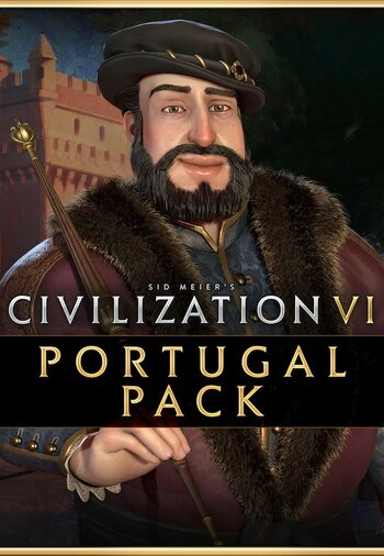 Sid Meier's Civilization VI - Portugal Pack (DLC) Steam Key GLOBAL