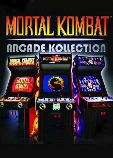 Mortal Kombat Arcade Kollection Steam Key GLOBAL