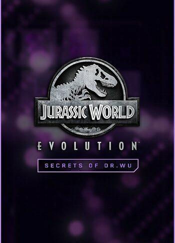 Jurassic World Evolution - Secrets of Dr Wu (DLC) Steam Key GLOBAL