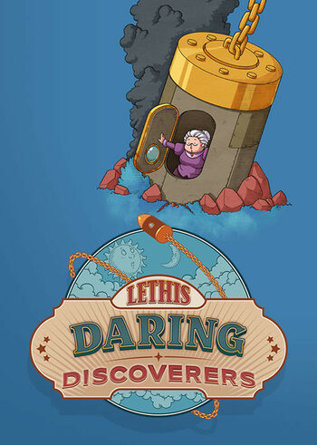 Lethis: Daring Discoverers Steam Key GLOBAL