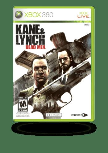 Kane and Lynch: Dead Men Xbox 360