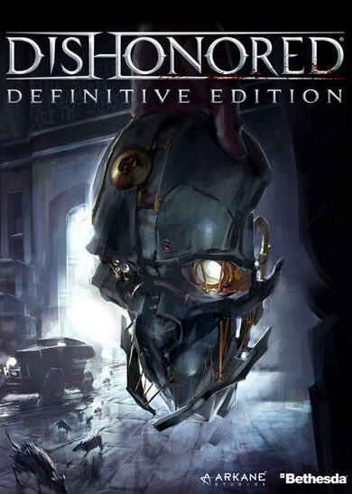 Dishonored Definitive Edition (CZ/HU) Steam Key GLOBAL