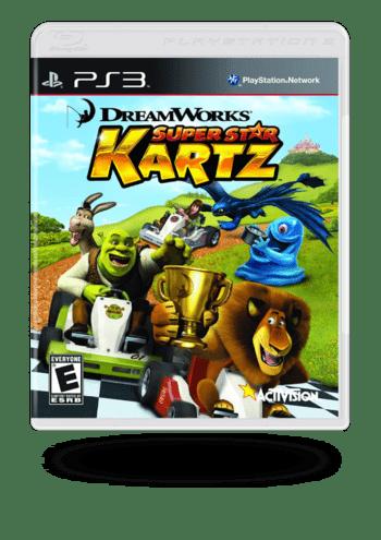DreamWorks Super Star Kartz PlayStation 3