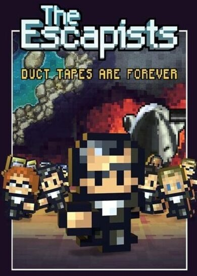 The Escapists - Duct Tapes Are Forever (DLC) Steam Key GLOBAL