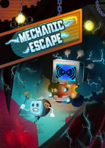Mechanic Escape Steam Key GLOBAL