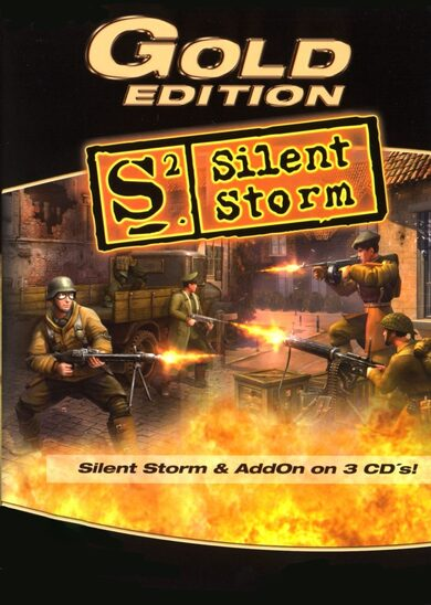 Silent Storm (Gold Edition) Steam Key GLOBAL