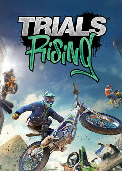Trials Rising Uplay Key EUROPE