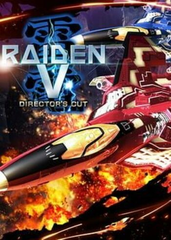 Raiden V: Director's Cut Steam Key GLOBAL