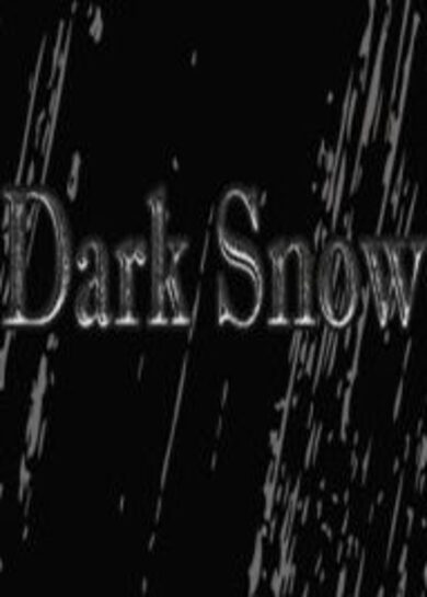 Dark Snow Steam Key GLOBAL
