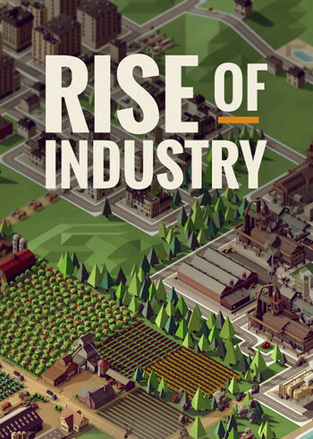 Rise of Industry Steam Key EUROPE