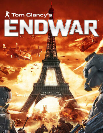 Tom Clancy's EndWar Uplay Key GLOBAL