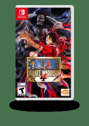 ONE PIECE: PIRATE WARRIORS 4 Nintendo Switch