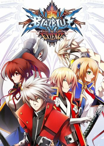 BlazBlue: Chronophantasma Extend Steam Key GLOBAL