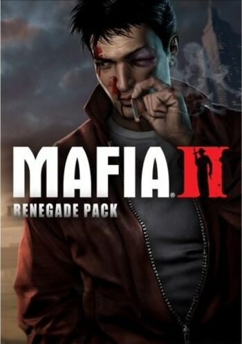 Mafia II - Renegade Pack (DLC) Steam Key GLOBAL