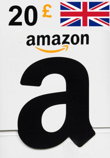 Amazon Gift Card 20 GBP UNITED KINGDOM (UK)