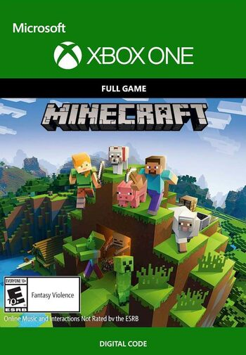 Minecraft (Xbox One) Live Key de Xbox GLOBAL