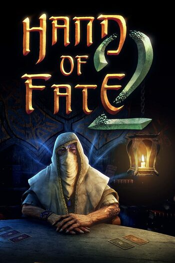 Hand of Fate 2 Gog.com Key GLOBAL