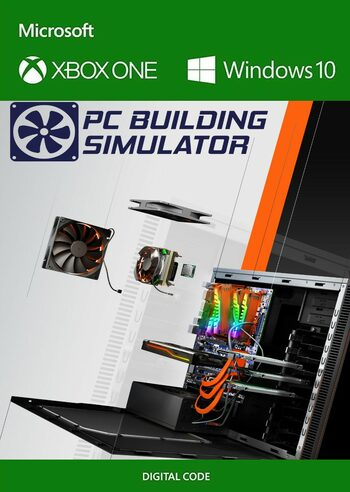 PC Building Simulator (PC/Xbox One) Xbox Live Key UNITED STATES
