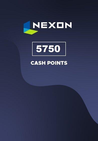 Nexon 5750 Cash Points Prepaid Key EUROPE