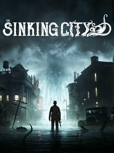 The Sinking City Clave Epic Games GLOBAL