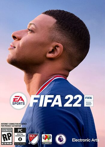 FIFA 22 (PC) Código de Origin EUROPE