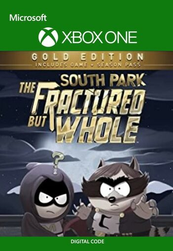 South Park: The Fractured but Whole - Gold Edition XBOX LIVE Key UNITED STATES