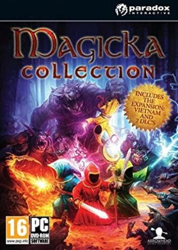 Magicka Collection 2016 Steam Key GLOBAL