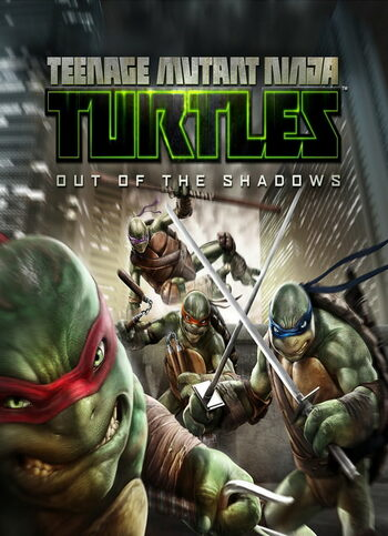 Teenage Mutant Ninja Turtles: Out of the Shadows Steam Key GLOBAL