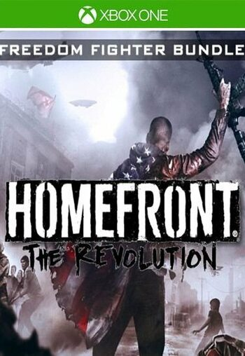 Homefront: The Revolution - Freedom Fighter Bundle (Xbox One) Xbox Live Key UNITED STATES