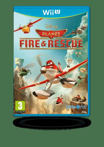 Planes Fire & Rescue Wii U