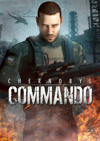 Chernobyl Commando Steam Key GLOBAL