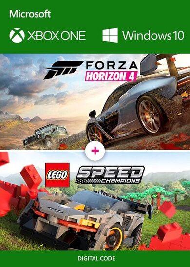 Forza Horizon 4 + LEGO Speed Champions (PC/Xbox One) Xbox Live Key GLOBAL фото