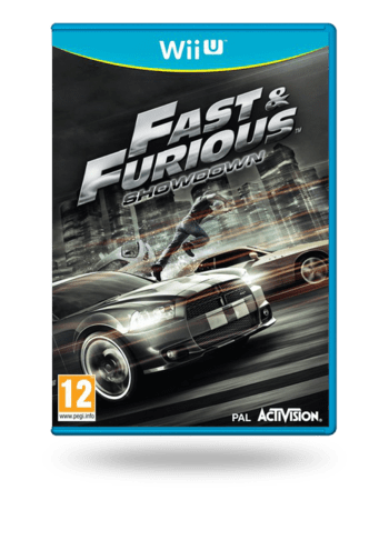 Fast & Furious: Showdown Wii U