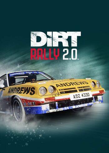 DiRT Rally 2.0 - Opel Manta 400 (DLC) Steam Key GLOBAL