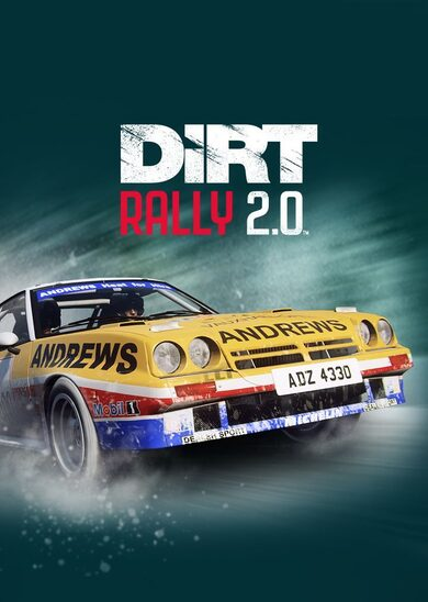 DiRT Rally 2.0 - Opel Manta 400 (DLC) Steam Key GLOBAL