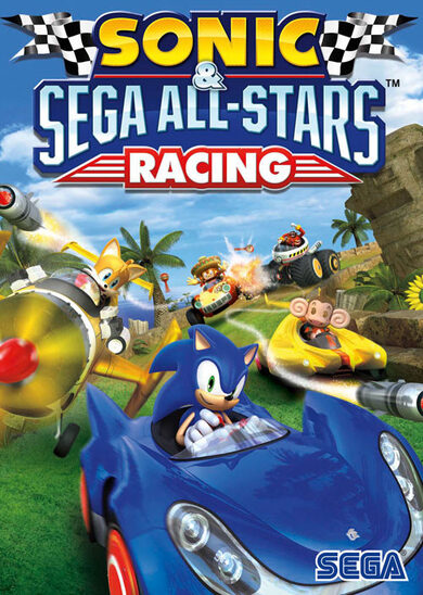 Sonic & Sega All-Stars Racing Steam Key GLOBAL