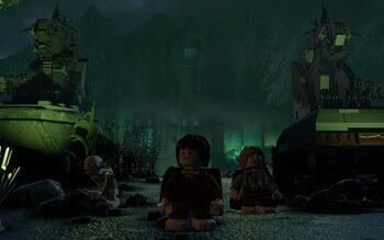 Get LEGO The Lord of the Rings (Lego El Señor De Los Anillos) PlayStation 3