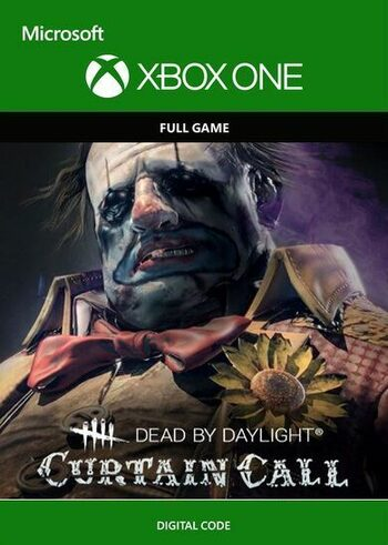 Dead by Daylight - Curtain Call Chapter (DLC) (Xbox One) Xbox Live Key UNITED STATES