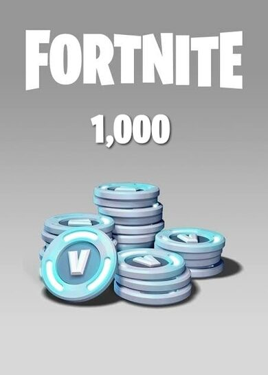 Fortnite - 1000 V-Bucks Epic Games Key GLOBAL