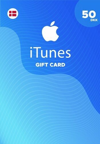Apple iTunes Gift Card 50 DKK iTunes Key DENMARK