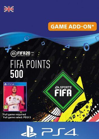 FIFA 20 - 500 FUT Points (PS4) PSN Key UNITED KINGDOM