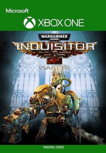 Warhammer 40,000: Inquisitor - Martyr XBOX LIVE Key UNITED STATES