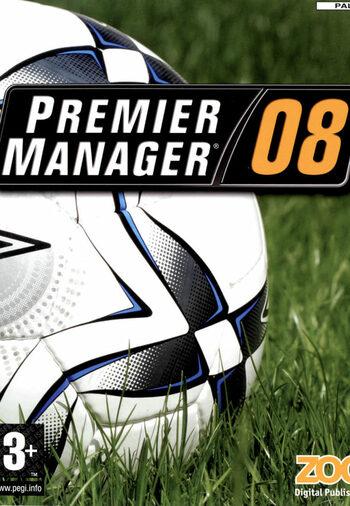 Premier Manager 08 Steam Key GLOBAL