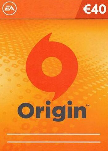 EA Origin Cash Card 40 EUR Origin Key EUROPE