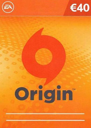 EA Origin Cash Card 40 EUR Origin Key EUROPE фото