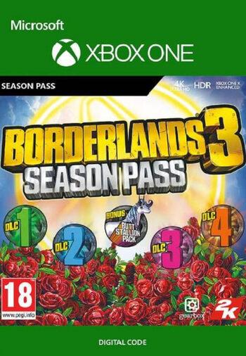 Borderlands 3 - Season Pass (Xbox One) (DLC) Xbox Live Key EUROPE