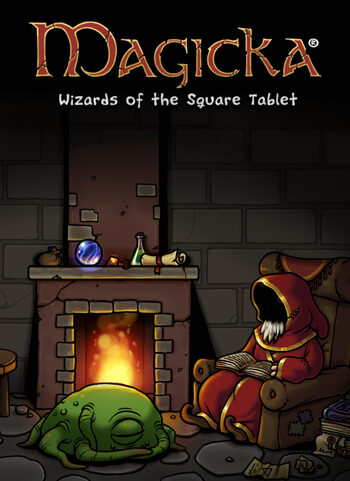 Magicka: Wizards of the Square Tablet Steam Key GLOBAL